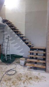 Escadas em Guaratinguetá